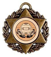 Star50 Medal Bronze 50mm