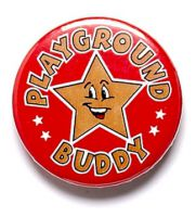 Playground Buddy Button Badge