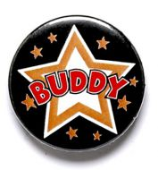 Buddy Button Badge