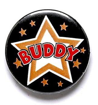 Buddy Button Badge