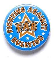 Fab Button Badge