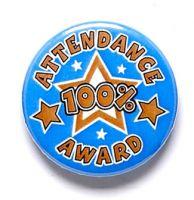 Attendance Button Badge