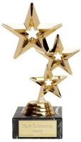 Triplestar Gold Trophy (Fqq)