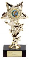 Starcascade Gold Trophy