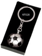 Crown-Football Key Ring