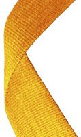 Medal Ribbon Gold New 2013