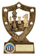 Shield Trophy Awardstar Chess