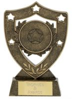 Shield Trophy Awardstar Wreath