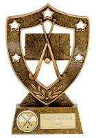 Shield Trophy Awardstar Field Hockey