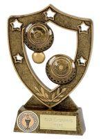 Shield Trophy Awardstar Lawn Bowls