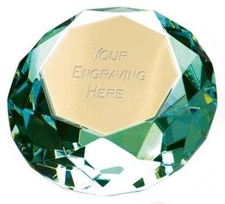 Clarity Green Diamond