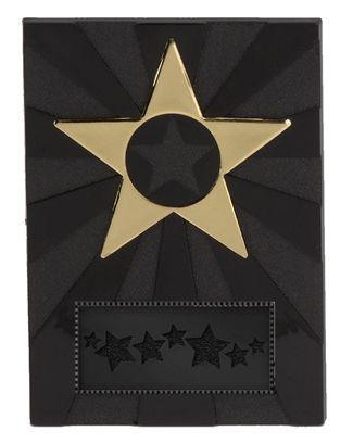 Apex Star Plaque