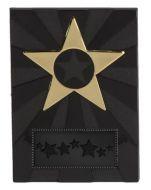 Apex Star. Plaque