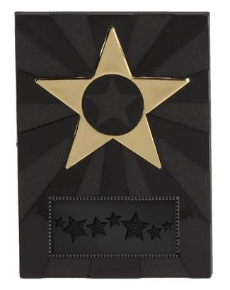 Apex Star. Plaque