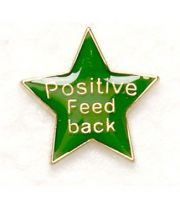 Badge Positive Feedback Green (New 2010)