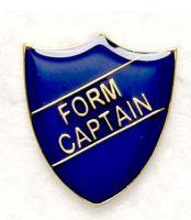 Shield Trophy Award Badge Form Captain Blue (New 2010)