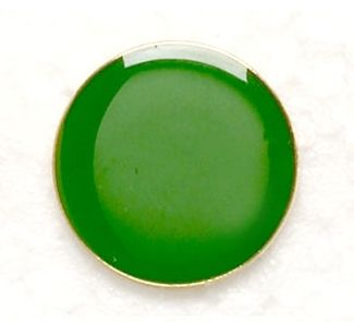 Button Badge Green (New 2010)