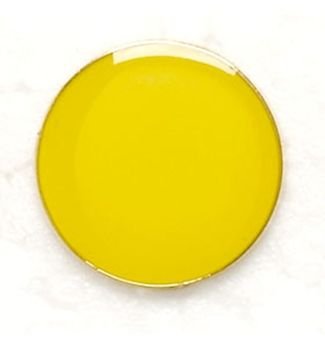 Button Badge Yellow (New 2010)