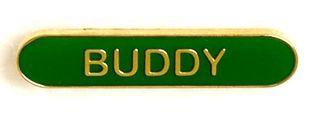 Bar Badge Buddy Green (New 2010)