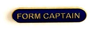 Bar Badge Form Captain Blue (New 2010)