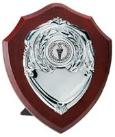 Triumph Silver Shield Trophy Award