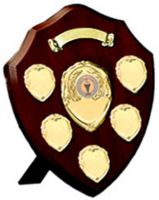 Triumph Gold Annual Shield Trophy Award