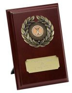 Prize Wood Plaque Strutted