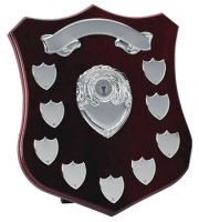 Champion Silver Annual Shield Trophy Award