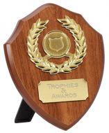 Wessex Walnut Shield Trophy Award