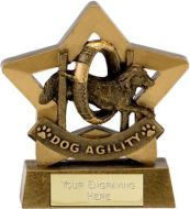 MinI Star Dog Agility : 5.5 Inch : New 2015