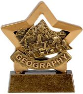 Mini Star Geography : 3.25 Inch : New 2015
