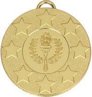 Target50 Stars Medal with RWB 22mm : 50mm : New 2015