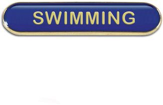 Barbadge Swimming Blue (New 2014)