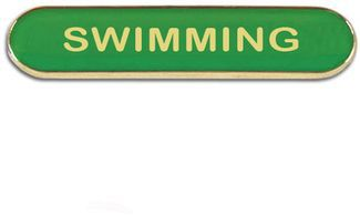 Barbadge Swimming Green (New 2014)