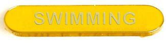Barbadge Swimming Yellow (New 2014)