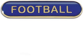 Barbadge Football Blue (New 2014)