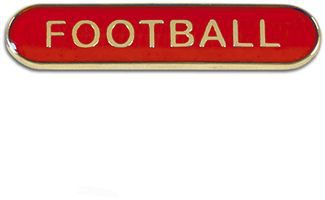 Barbadge Football Red (New 2014)