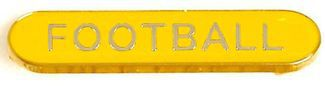Barbadge Football Yellow (New 2014)