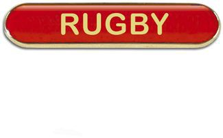 Barbadge Rugby Red (New 2014)