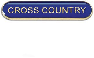 Barbadge Cross Country Blue (New 2014)