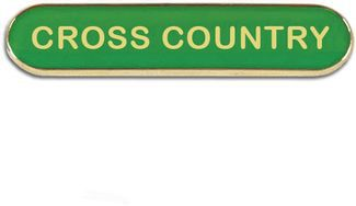 Barbadge Cross Country Green (New 2014)