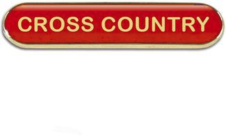 Barbadge Cross Country Red (New 2014)