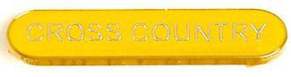 Barbadge Cross Country Yellow (New 2014)