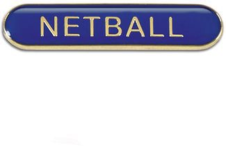 Barbadge Netball Blue (New 2014)