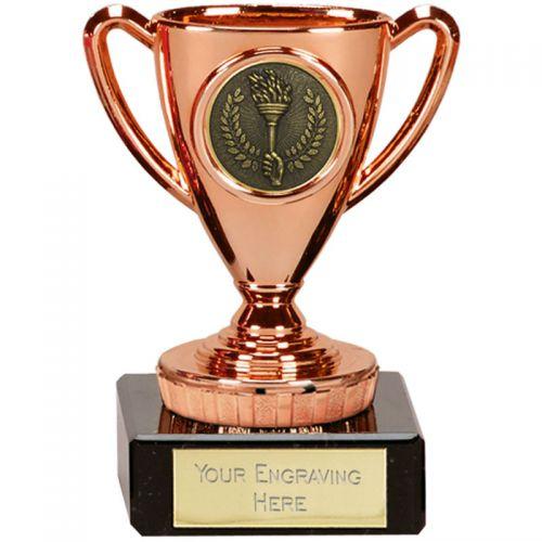 Bronze Cup Trophy Award Trophy