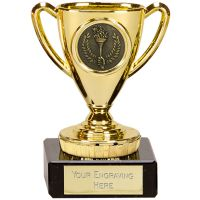 Gold Cup Trophy Award Trophy