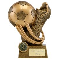 Epic Football Boot and Ball Aggt 4.5 Inch