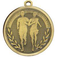 GALAXY Running Medal Bronze 45mm