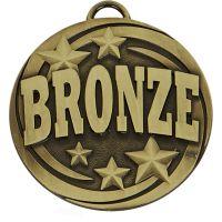 Target Bronze Medal Bronze 50mm