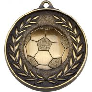 Eternity50 Football Medal